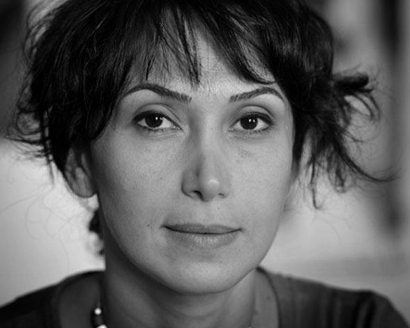 banafsheh rahmani | un'iraniana a trieste