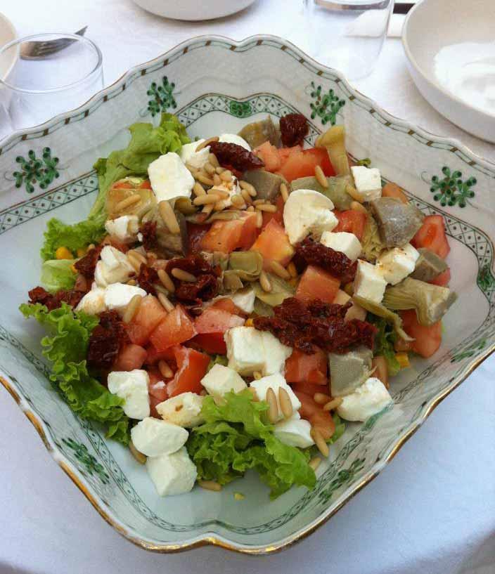 la ricetta della domenica | l'insalatona di picio