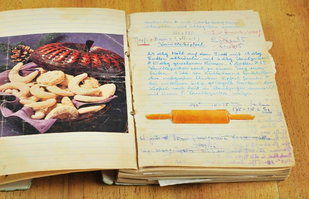 la ricetta della domenica | vanille kipferl