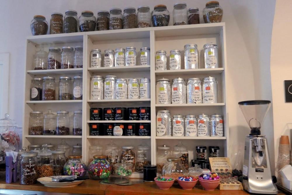 ginger | una sala da té a due passi dal mare