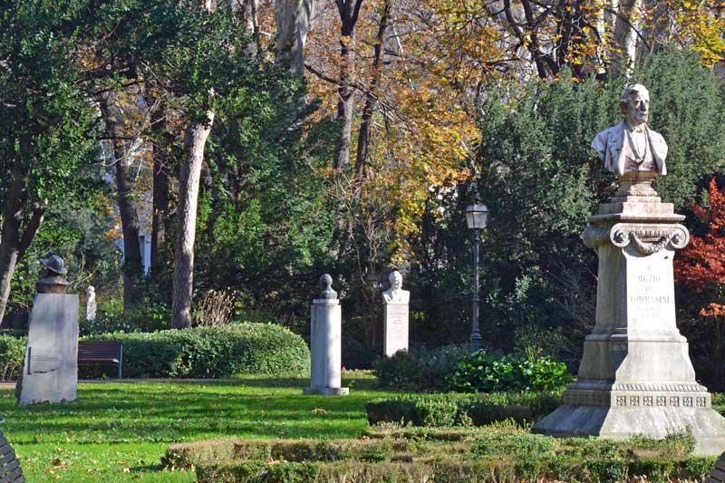 il giardino pubblico | un piccolo central park nel cuore di trieste