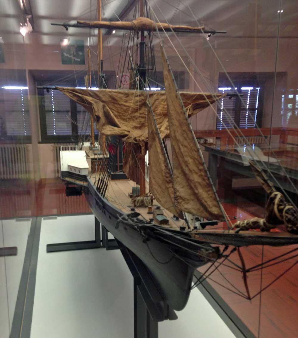 Civico museo del mare for Subito it arredamento trieste