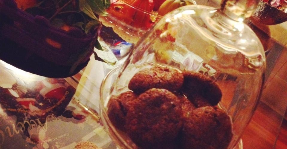 la ricetta della domenica | amaretti al cioccolato