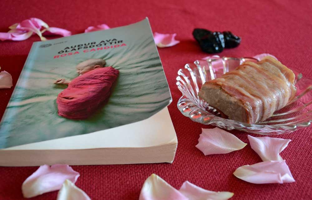 AliMenti | cibo per il corpo e per le menti | tonno ai petali di rosa
