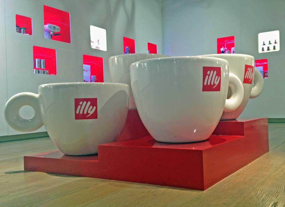 la gara del caffè | maestri dell'espresso Junior da Illy