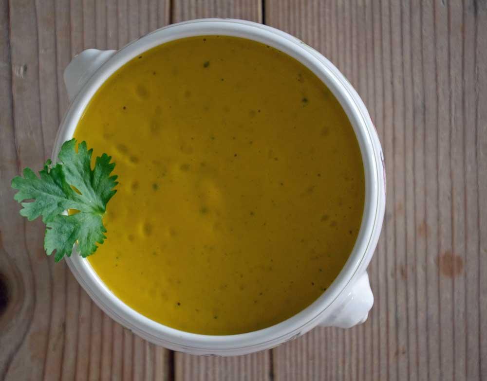 goodmorningtrieste_zuppa di carote e coriandolo