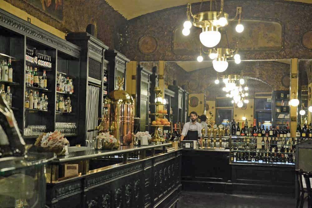 Caffè San Marco _ Trieste