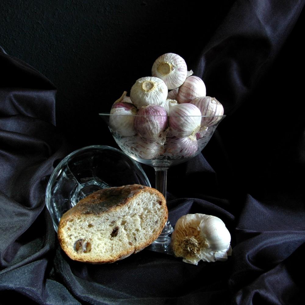 la ricetta_pane aglio
