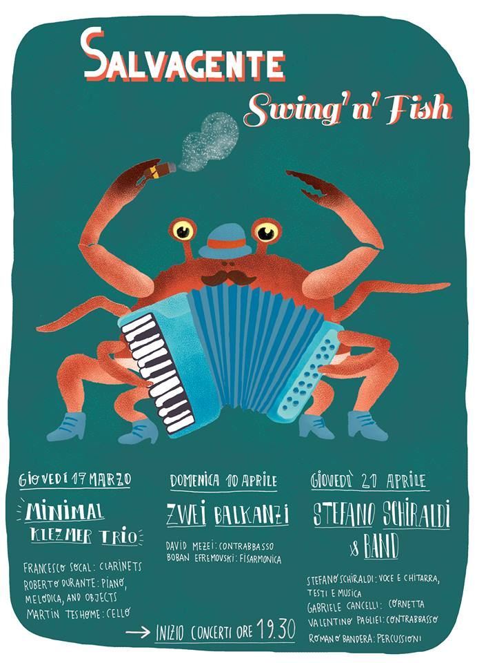 Swing'n'Fish di primavera