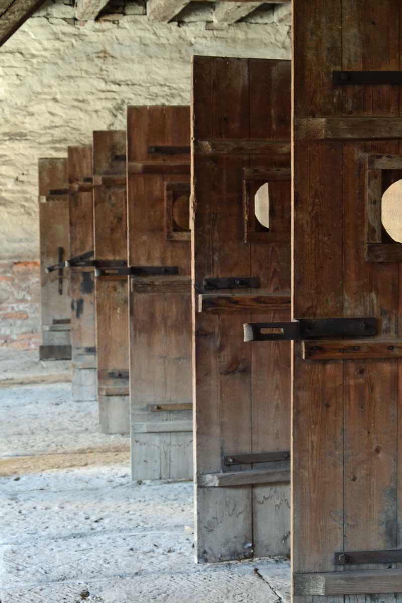 le celle della morte_Risiera di San Sabba_ www.goodmorningtrieste.it