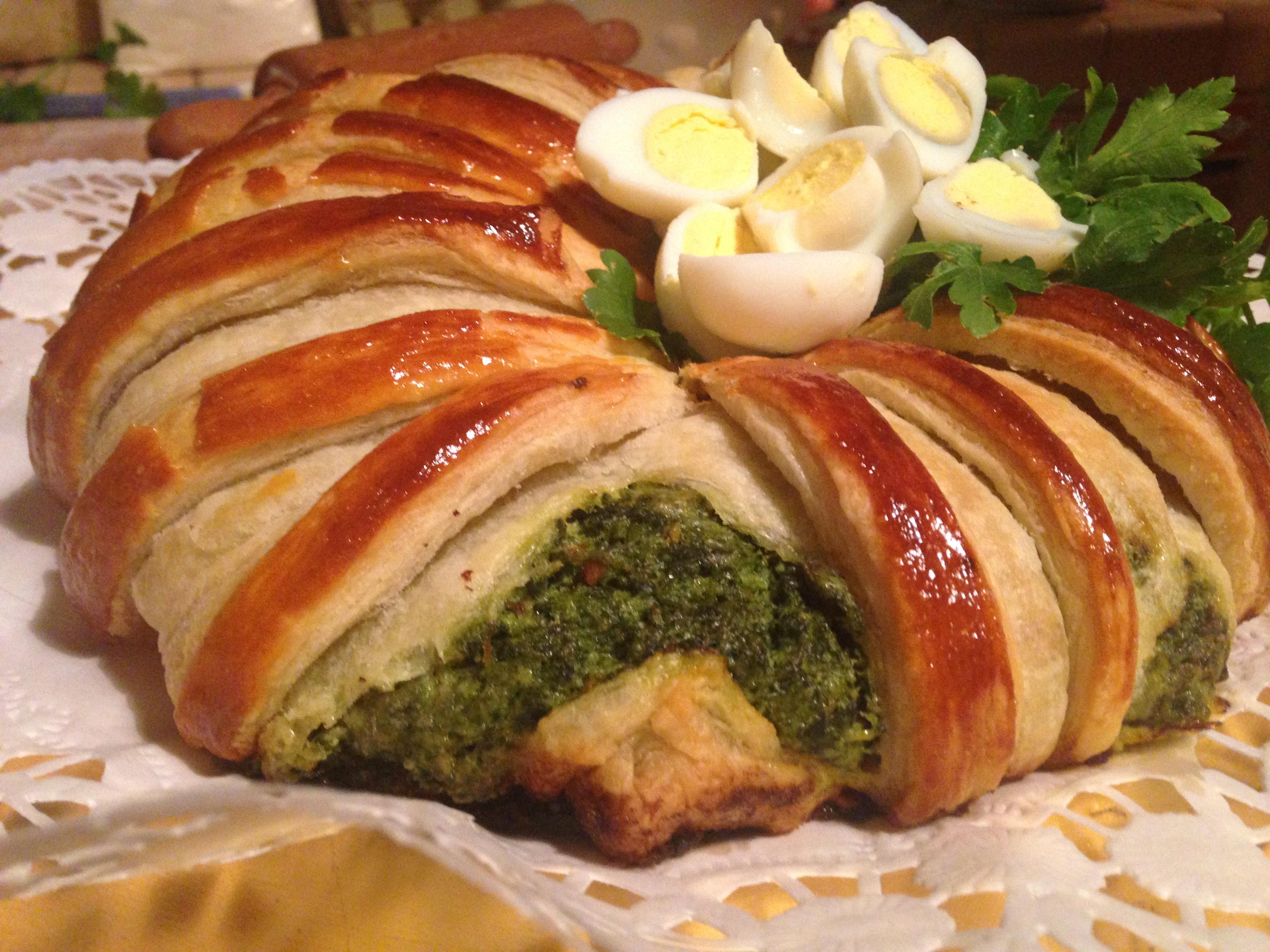 la ricetta della domenica | ciambella a raggi bicolore