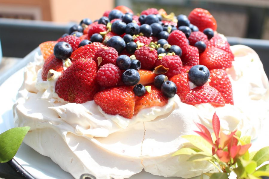 la ricetta della domenica| la pavlova